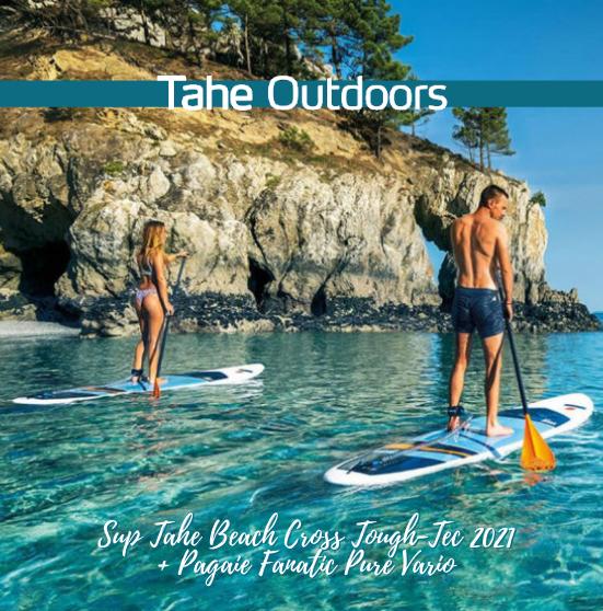 Pack Sup Tahe Beach Cross Tough-Tec 2021