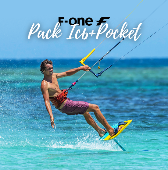 Pack Foil ic6 v2 F One + Pocket 2021
