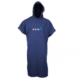 Poncho Fcs Chamois Taille Unique Navy