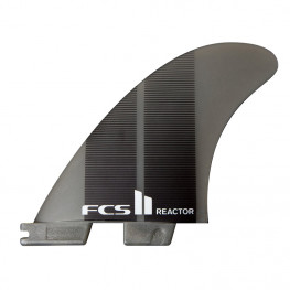 Ailerons Surf Fcs 2 Reactor Neo Glass Tri Fin