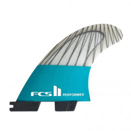 Ailerons Surf Fcs Ii Performer Pc Carbon Tri Fin