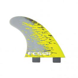 Ailerons Surf Fcs Pc2 Tri Fin