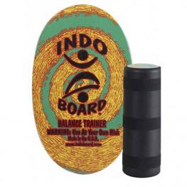 Indoboard Original Rasta + Rouleau