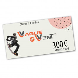 Carte cadeau 300€