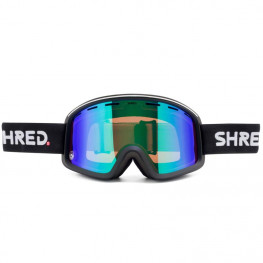 Masque Shred Monocle Black Plasma Mirror
