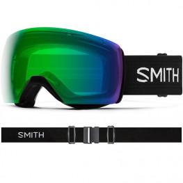 Masque Smith Skyline Xl Black Cp Everyday Green Mirror