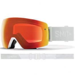 Masque Smith Io Mag Wht Vapor Cp Ed Red Mir+cp Storm Rose
