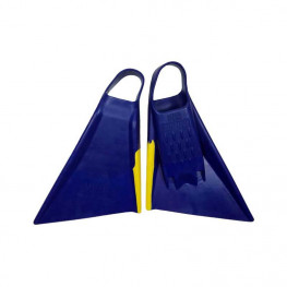 Palme Bodyboard Viper Delta 2 Blue Yellow