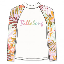 Lycra Billabong Logo Manches Longues Girls 2020