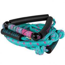 Corde Wakesurf Lady Ronix Stretch Surf Rope 2020
