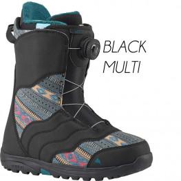 Boots Burton Mint Boa