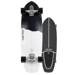 Skate Carver Black Tip C7 32.5 2020