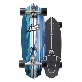 Skate Carver Lost V3 Rocket Cx 30 2020