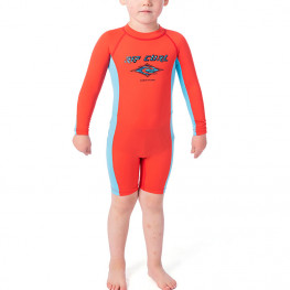 Shorty Lycra Rip Curl Manches Longues Grom Boys 2020