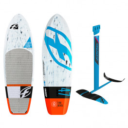 Pack Kitefoil F-one  Mirage650 +planche Carbone V1