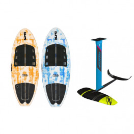 Wakesurf Foil Dune Magic Carpet 2020 + Gravity Foil F-One