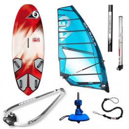 Pack Windsurf Vague Et Vent