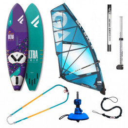 Planche Fanatic Grip Te Mosquito Edition 2021 + Voile Ga Manic 2020 greement complet