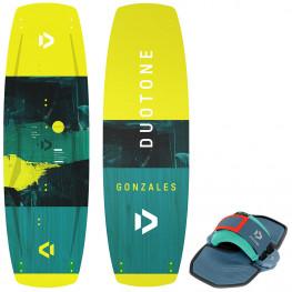 DUOTONE gonzales 2020 + vario 2021