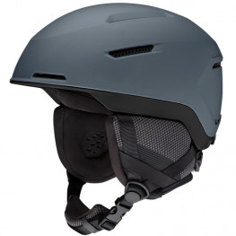 Casque Smith Altus Eu Matte Black Charcoal