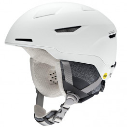 Casque Smith Vida Eu Mat Satin White
