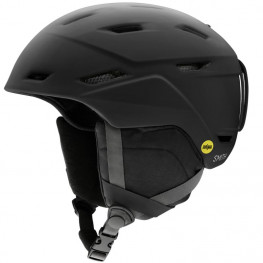 Casque Smith Mission Matte Black