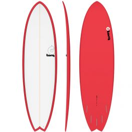 Surf Fish Torq Pinline White/red 2021