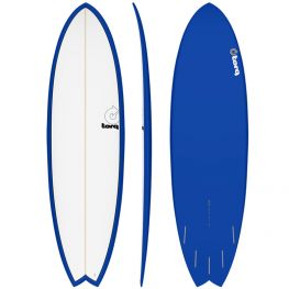 Surf Fish Torq Pinline White/navy 2021