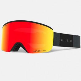 Masque Giro Axis Black Mono+ Ecran Ember+infrared