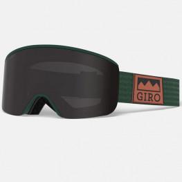 Masque Giro Axis Well Green Alps+ecran Smoke+infrared