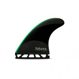 Ailerons Surf Futures Techflex John John Florence M