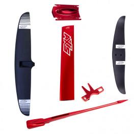 Foil Axis aile 1150mm/1778cm² - mât 75 cm - stab 500 mm