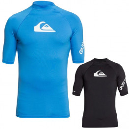 Top Lycra Quiksilver All Time Manches Courtes 2021