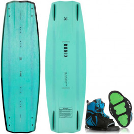 Wakeboard Ronix One Black Out 2021 + Chausse Liquid Force Index