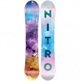 Snowboard Nitro Lectra 2022