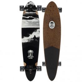 Longboard Globe Pinner Classic Coconut/black Tide