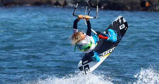 Veste Impact Windsurf Femme