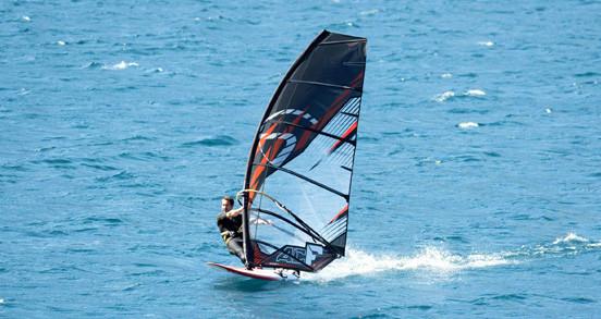 Mat windsurf