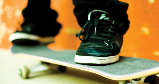 Grip skate