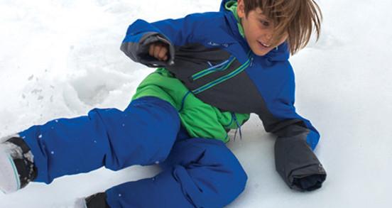 Pantalon Snowboard Enfant
