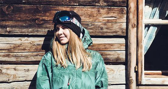 Bonnet ski - snowboard