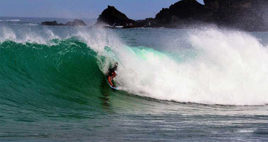 Bodysurf